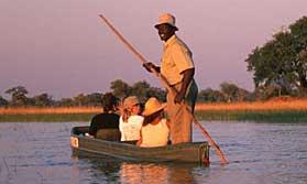 Botswana three rivers safari