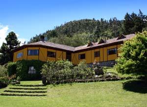 Hacienda Manteles, Banos
