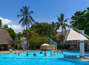 Turtle Bay Resort Pool Games