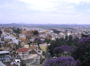 Bid farewell to Tana and Madagascar