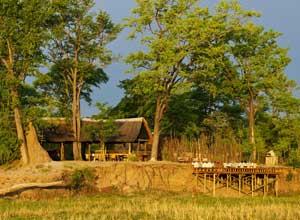 Bushcamp Company's Zungalila