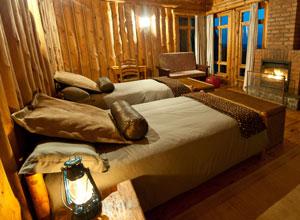 Chelinda Lodge cabin