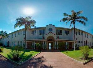 Leave the Victoria Falls Hotel